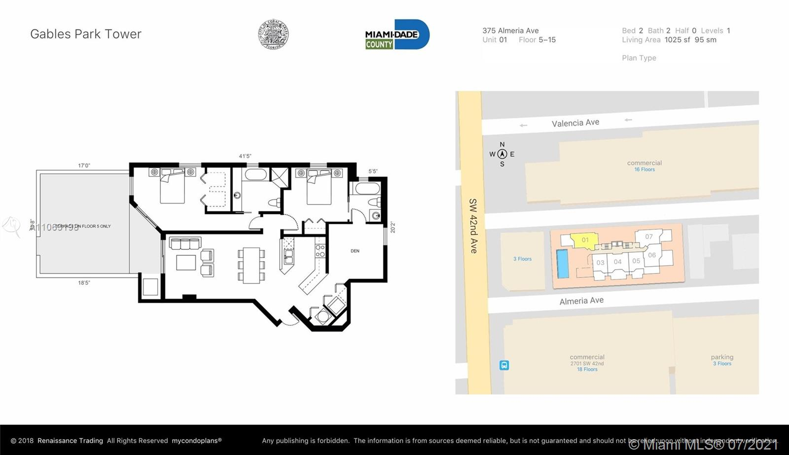 357  Almeria Ave   901