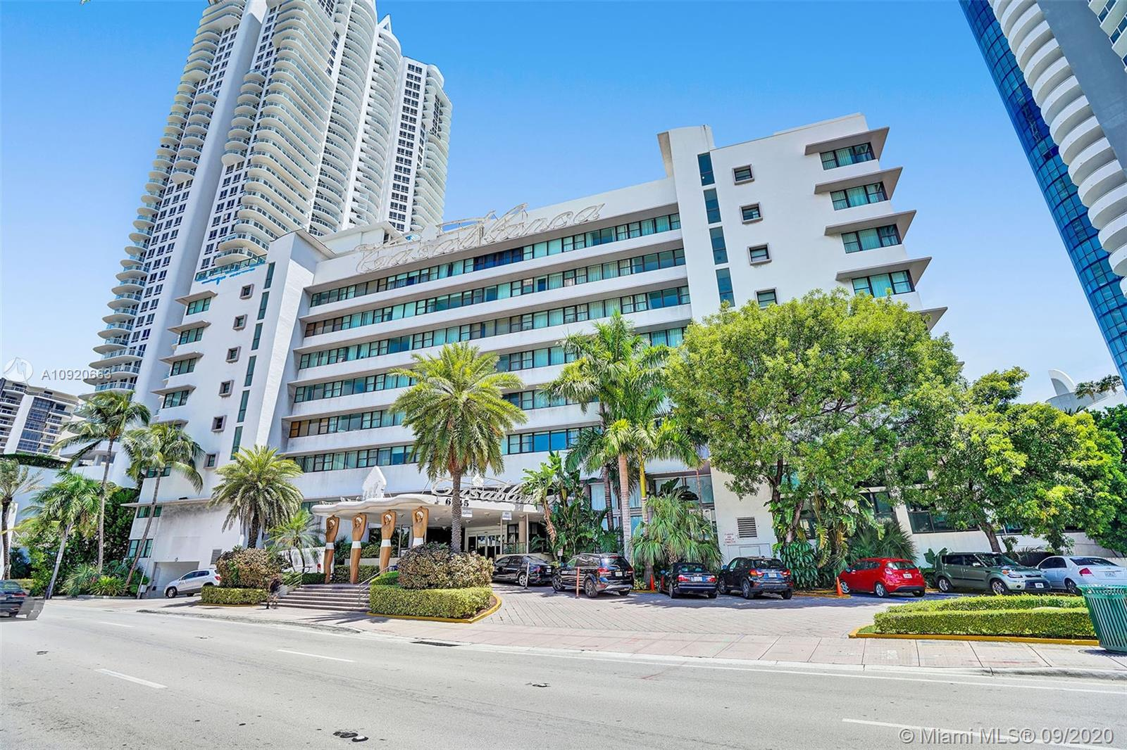 6345  Collins Ave   818