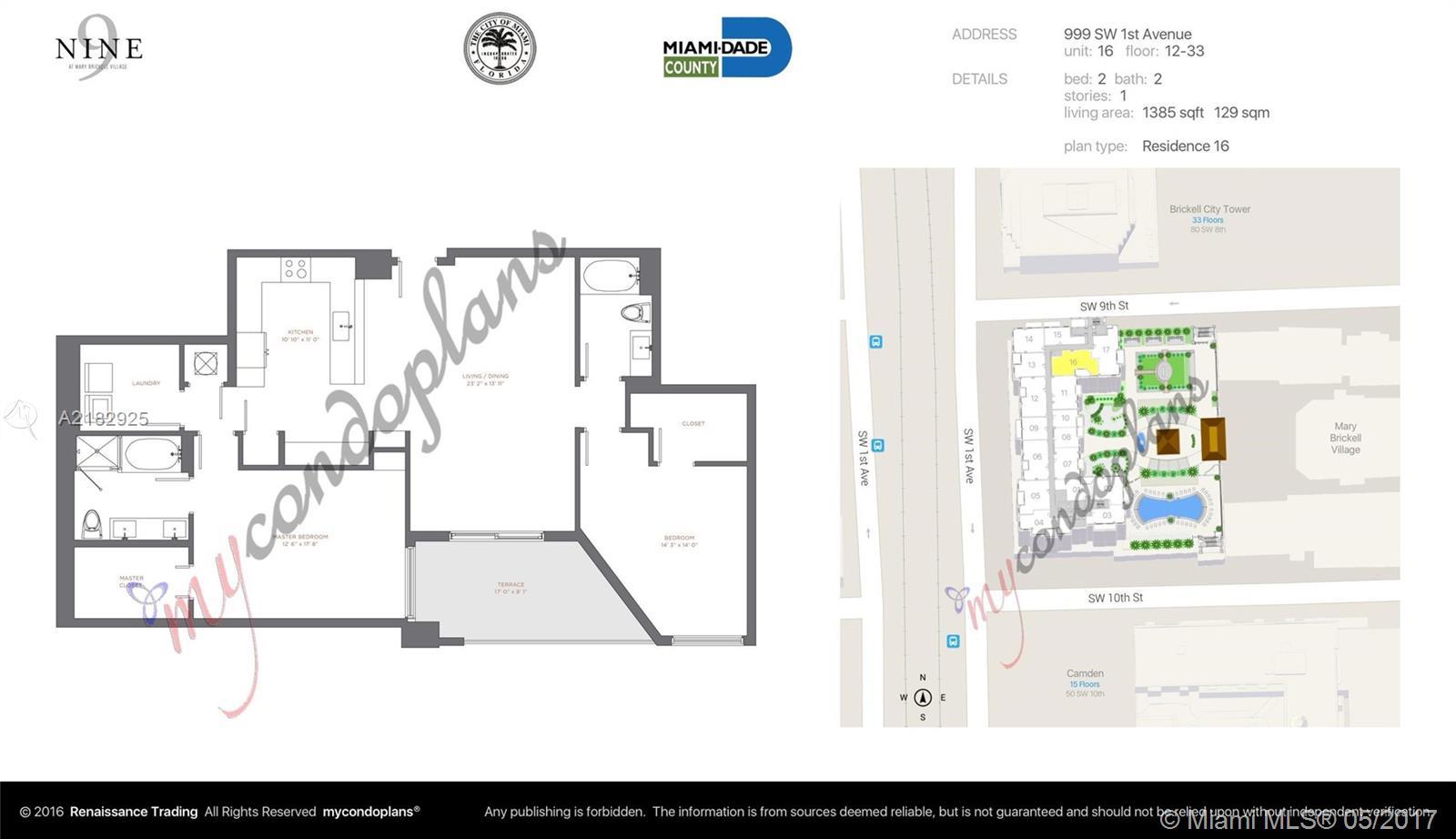 999 Sw 1 St Avenue   1716